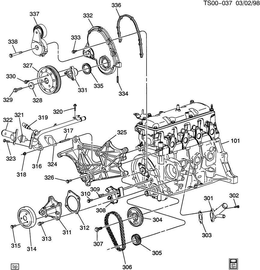 99 Chevy Suburban Engine Diagram