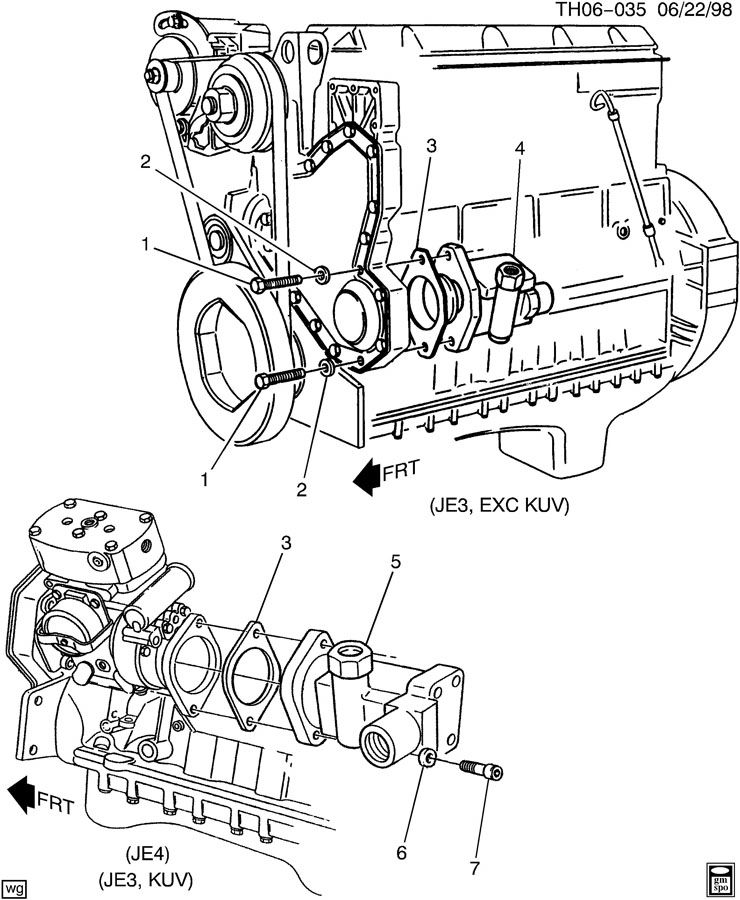 [DIAGRAM] 3126 Cat Engine Belt Diagram FULL Version HD