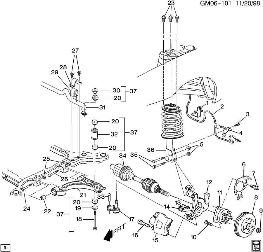 97 Buick Lesabre Diagram, 97, Free Engine Image For User