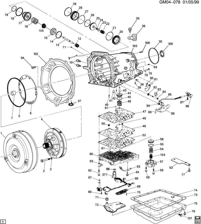 Th400 Transmission Cooler Lines Diagram, Th400, Free