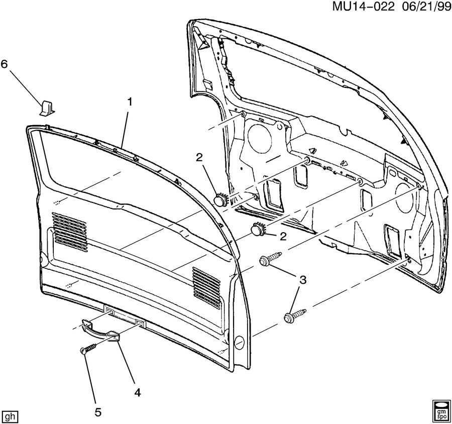 Gmc Envoy Rear Suspension Diagram, Gmc, Free Engine Image