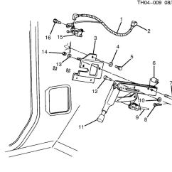 2003 Saturn Vue Bcm Wiring Diagram Pioneer Deh 1200mp 2 Color Code Location | Get Free Image About