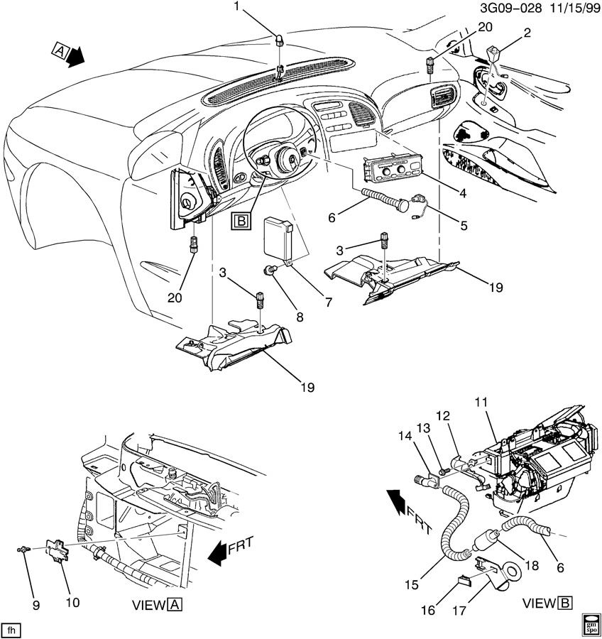 Radio Wiring Diagram For 2001 Oldsmobile Alero. Oldsmobile