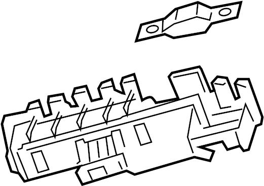 BLOCK/ENGINE COMPARTMENT FUSE