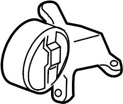 ENGINE & TRANSMISSION MOUNTING-L4