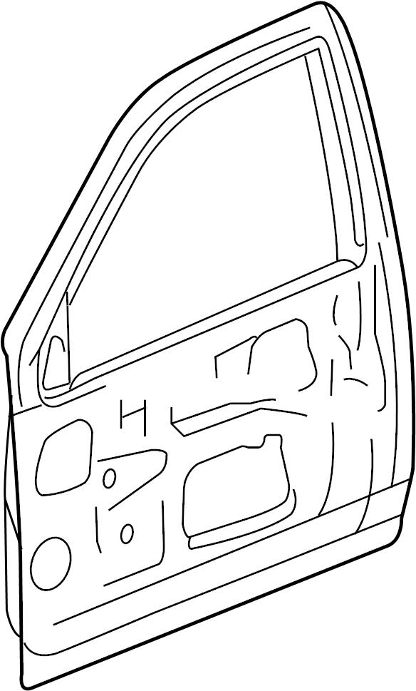 DOOR TRIM/SIDE FRONT