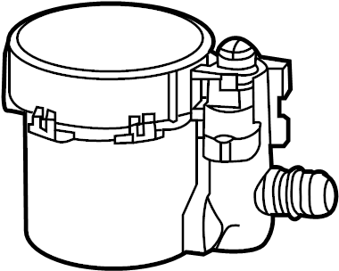 CK157,257; VAPOR CANISTER & RELATED PARTS