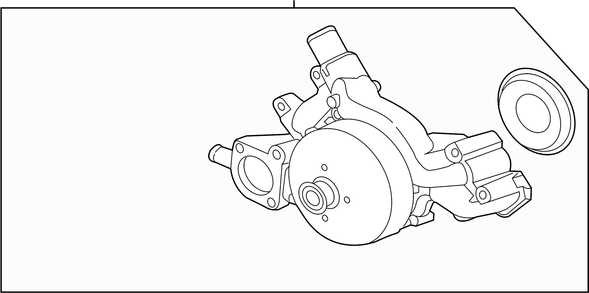 Hummer ENGINE ASM
