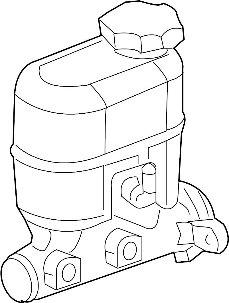 2004 Hummer H2 BRAKE LINES/FRONT