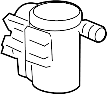 VAPOR CANISTER & RELATED PARTS