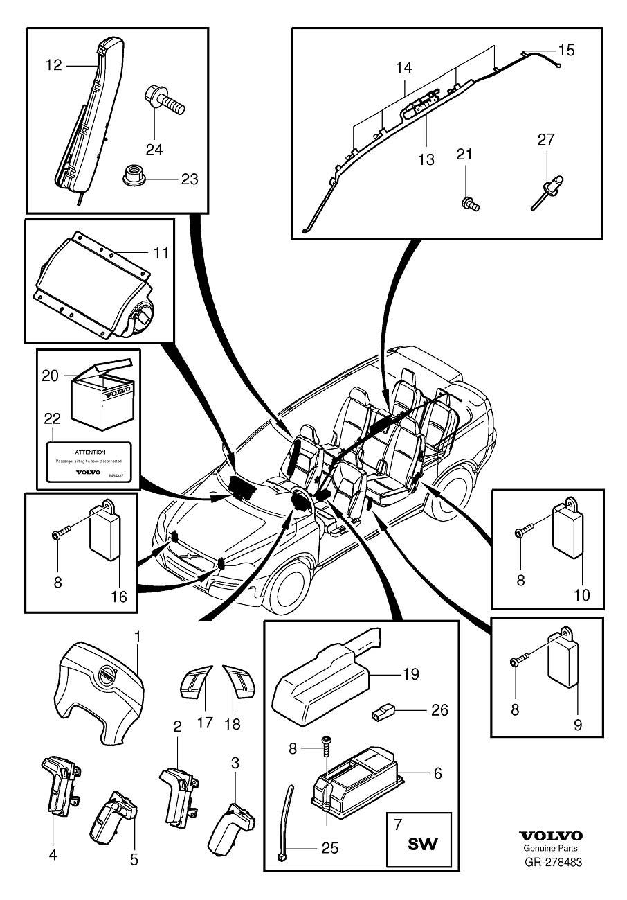 medium resolution of airbag module