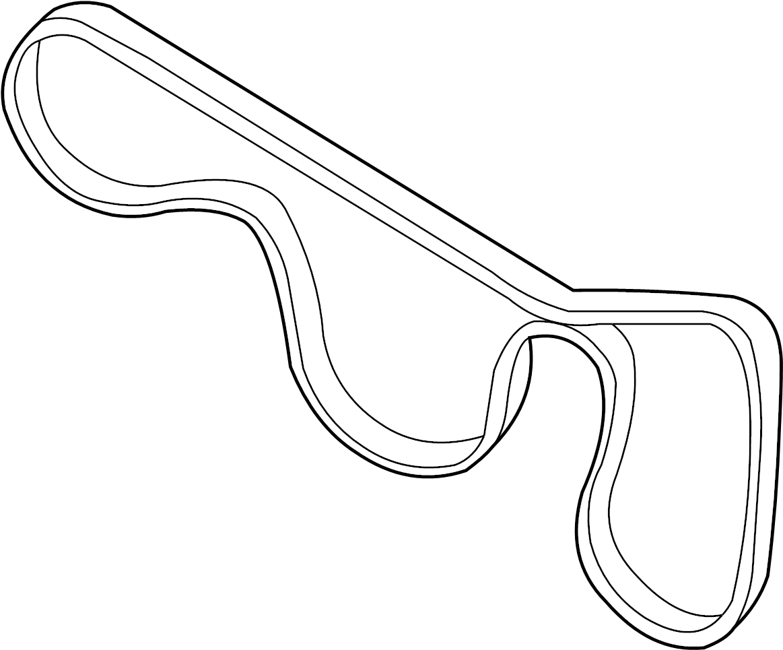 Nissan Altima Serpentine Belt