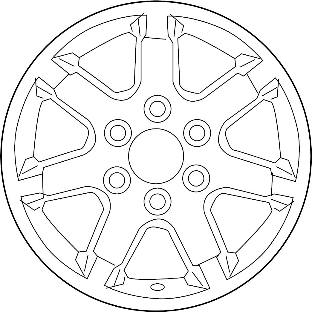 Nissan Armada Wheel Ube