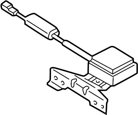 Nissan Pathfinder Antenna Gps. AUDIO, SYSTEM, NAVIGATION