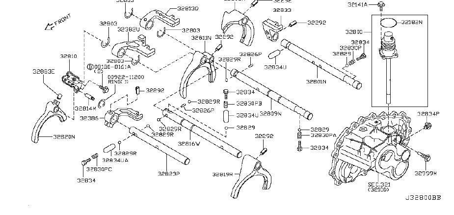 Nissan Maxima Spring Shift, Check. LSD, TRANSMISSION