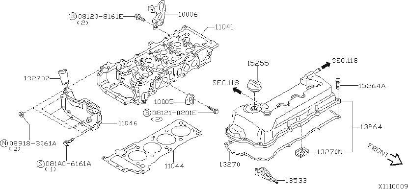 [DIAGRAM] 1998 Nissan Sentra Gxe Engine Diagram FULL