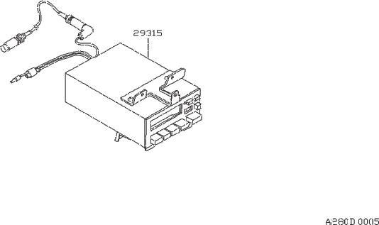 Nissan 200SX Deck Kit Cassette. Service File 200Sx