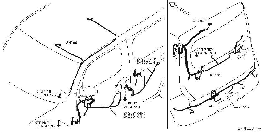 [DIAGRAM] 2012 Nissan Cube Fuse Box Diagram FULL Version