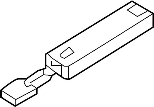 Datsun PICKUP Multi Purpose Inline Diode. SED, HARNESS