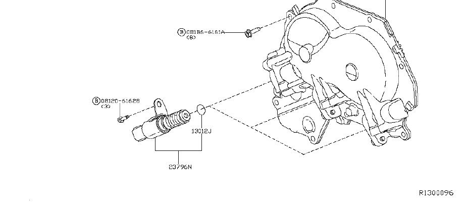 Nissan Rogue Engine Timing Camshaft Sprocket. VALVE