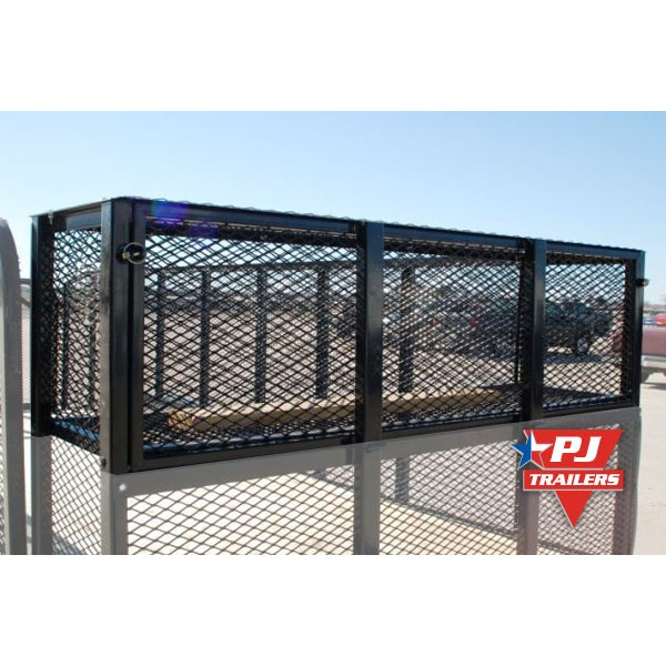 "mesh box 60"" landscape trailor"