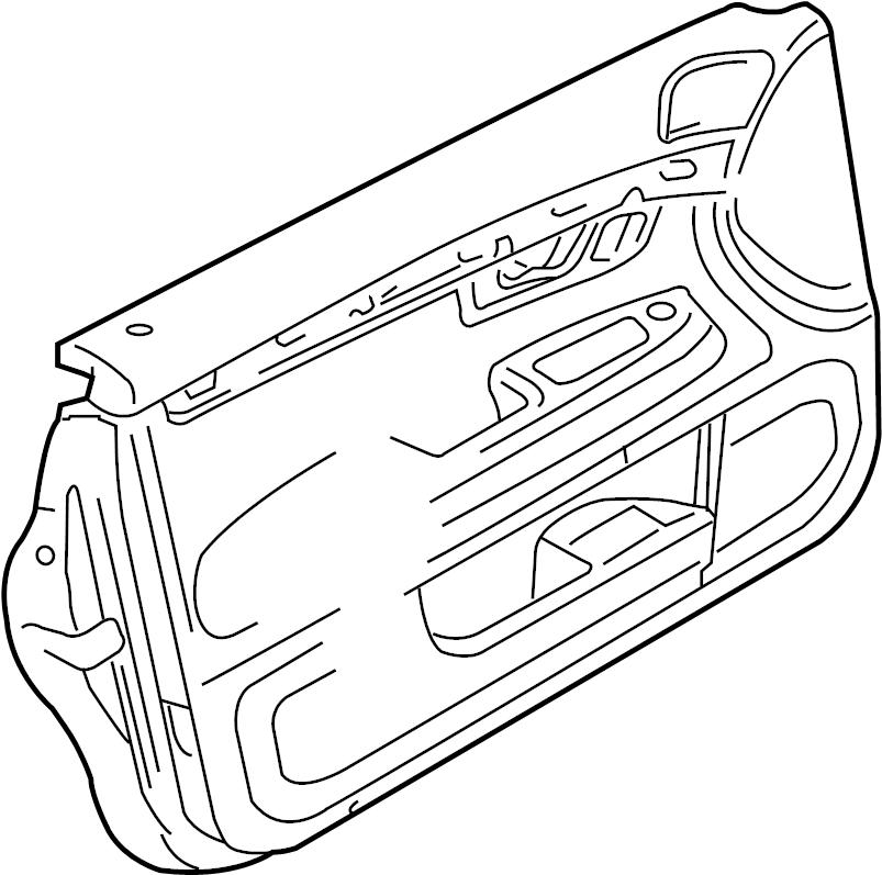 Audi A4 Interior Door Parts Diagram. Audi. Auto Wiring Diagram