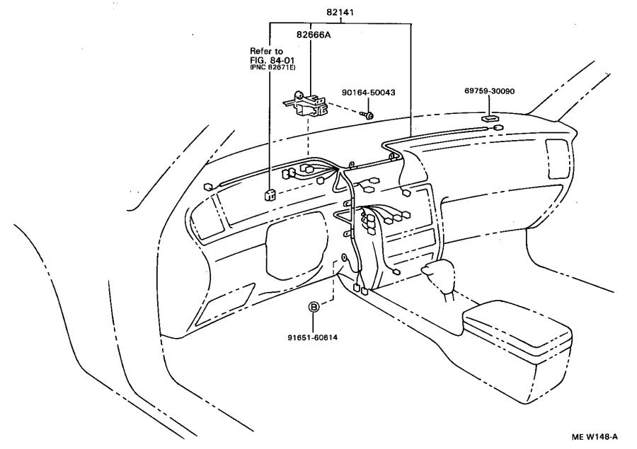 Lexus GS 300 Cap. Alternator terminal; terminal, no. 1