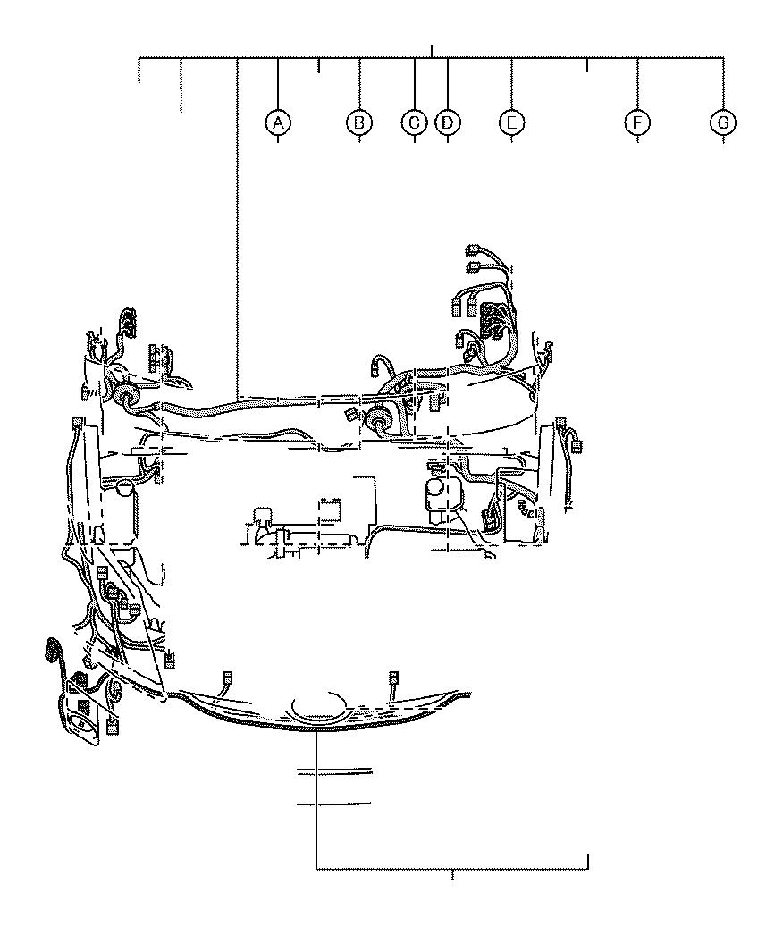 Lexus RX 350 Cover, connector. Engine, room, floor