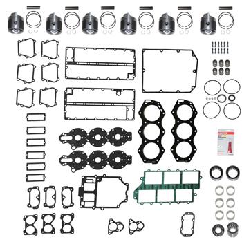OMC Johnson Evinrude Std Piston Size Complete Engine