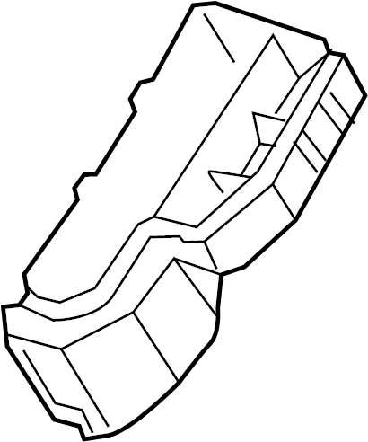 Nissan Altima Housing Fusible Link Holder. HARNESS, ENGINE