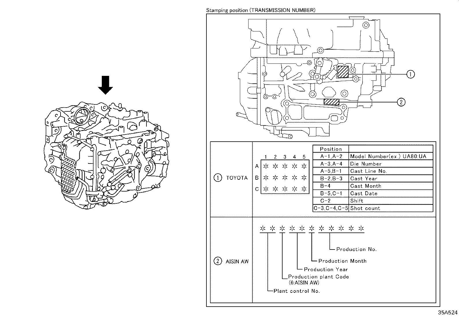 Lexus Es 350 Automatic Transmission