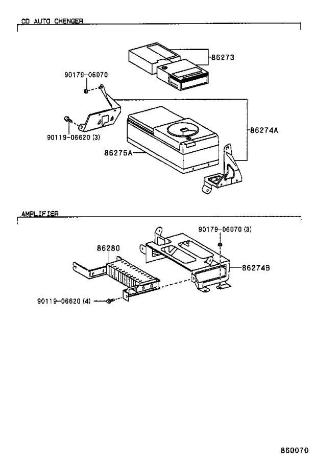 Lexus SC 400 Condenser; filter. Noise; radio setting