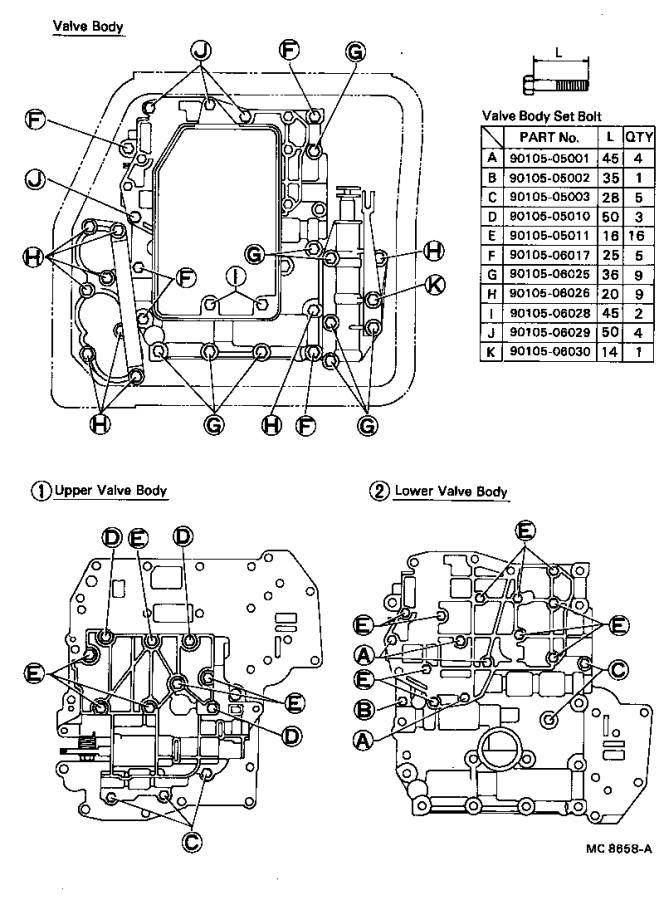 Toyota Celica Spring, compression (for throttle valve