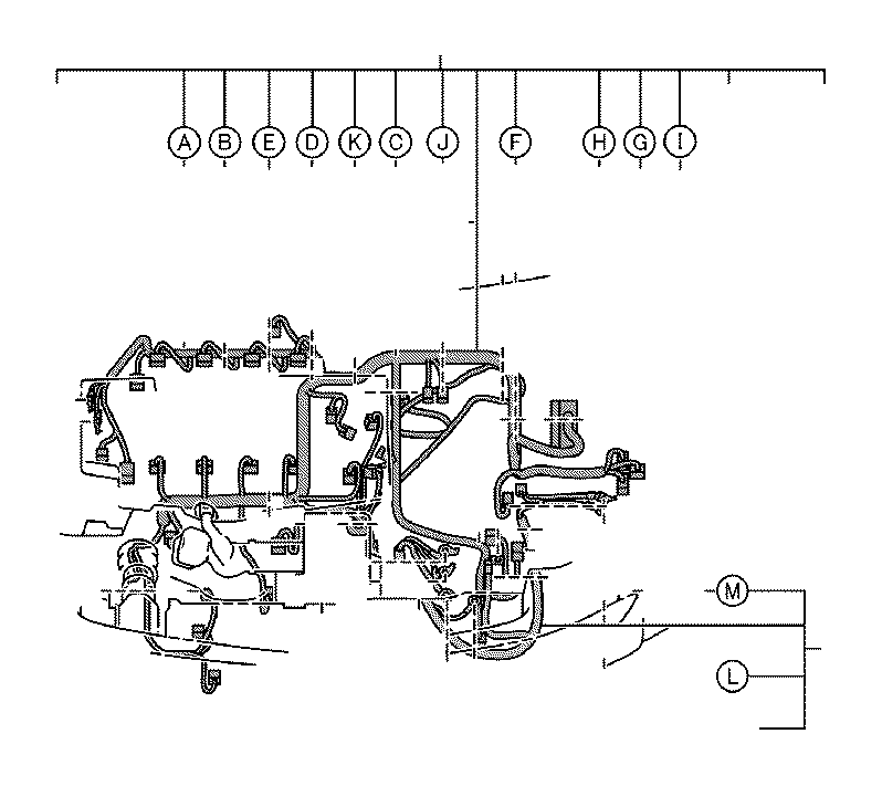Toyota Corolla Protector. Wiring harness, no. 13; wiring