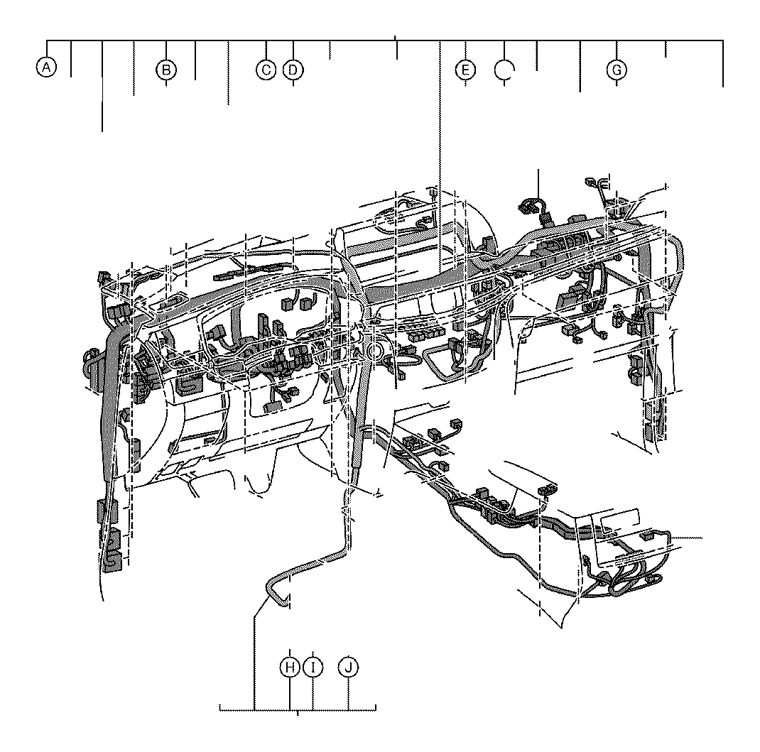 Toyota Land Cruiser Block, junction, no. 2. Engine