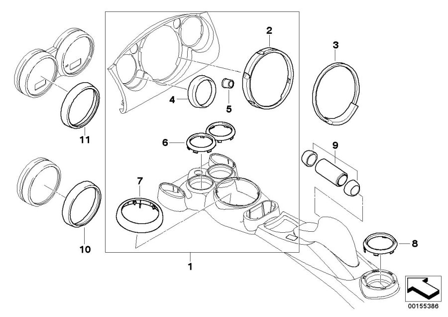 2015 Mini Cooper Convertible Oem Parts Diagram