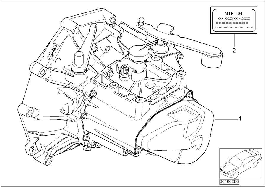 [DIAGRAM] Mini Cooper Manual Transmission Diagram FULL