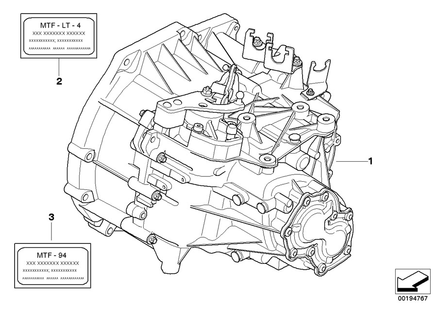 [DIAGRAM] Mini Cooper Transmission Diagram FULL Version HD