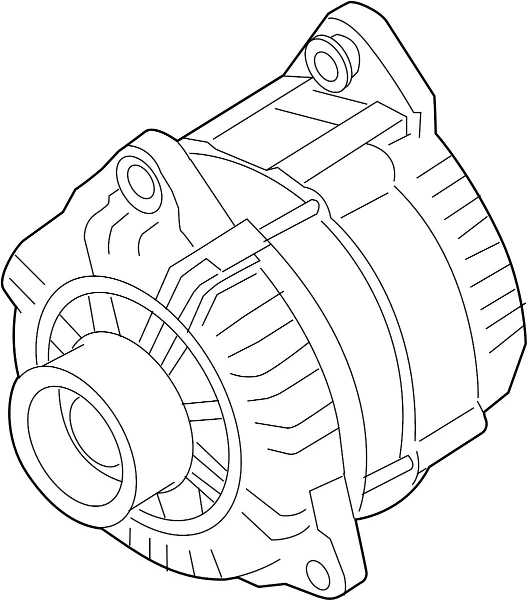 Infiniti Qx56 Alternator Assy Amp