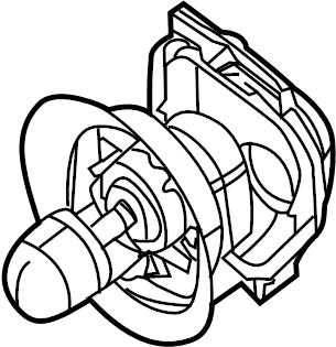 INFINITI G35 Headlight Bulb. CAPSULE, PHILLIPS, MATSUSHITA