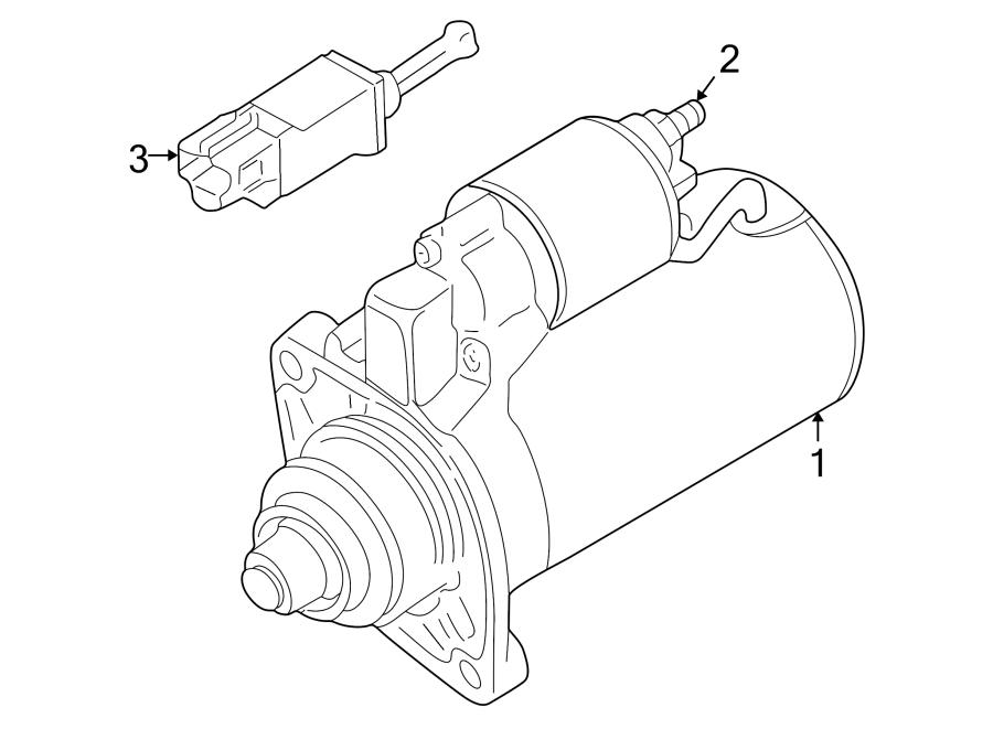 Volkswagen Beetle Convertible Clutch Starter Safety Switch