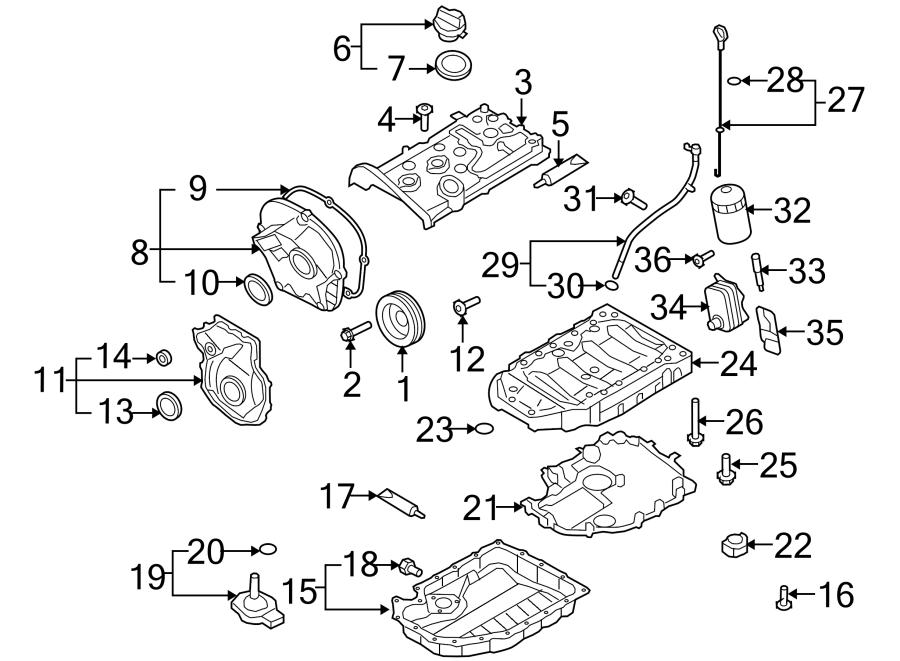 Volkswagen GTI Engine Oil Filter. Audi; Volkswagen. LITER