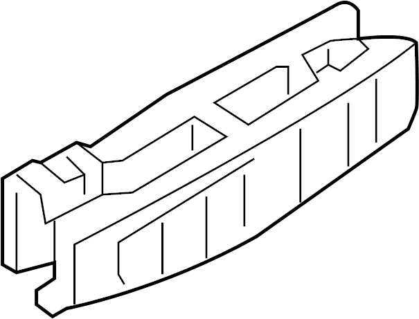 Volkswagen Jetta Hybrid Fuse Puller. FRONT, COMPARTMENT