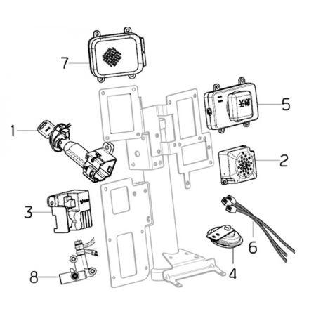 NIU NQI GTS (F06) Electrical