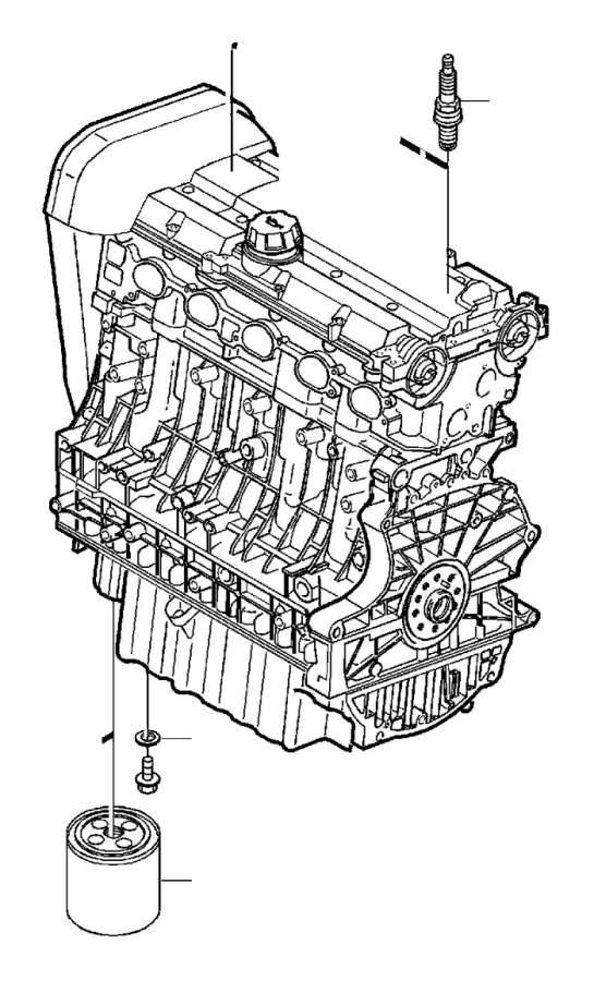 Volvo 850 Spark plug kit. Ignition, System, TURBO