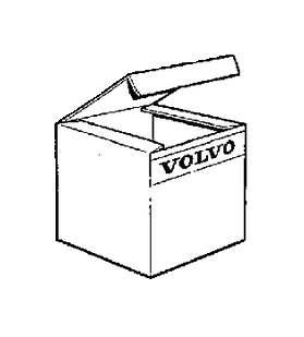 1982 Volvo 760 Repair Kits. B27. B28. Control Cylinder