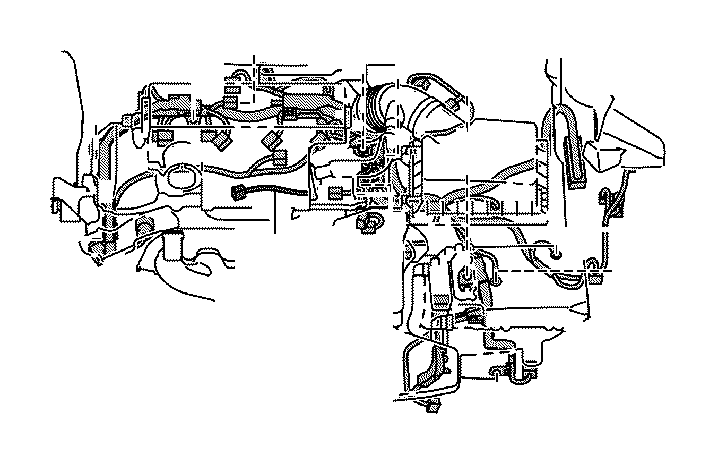 Toyota Avalon Engine Wiring Harness. CONNECTOR, CLAMP