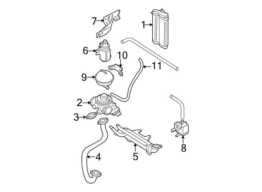 Volkswagen Jetta Egr valve. Emission, liter, repair