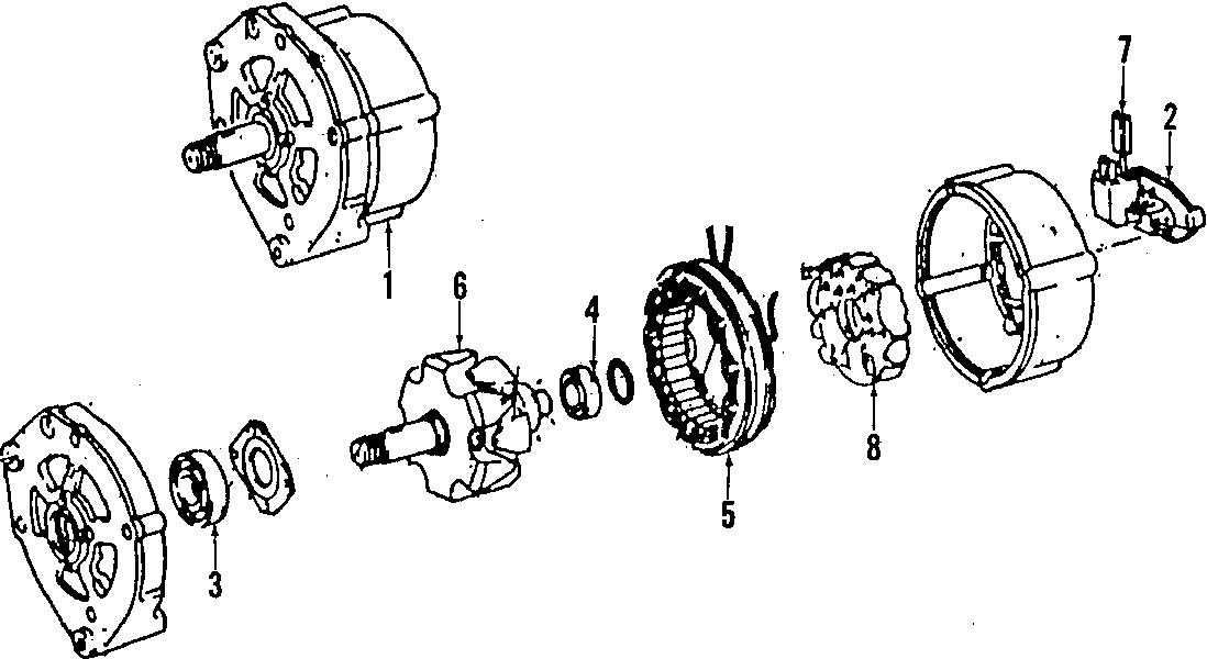 Volkswagen Vanagon Brushes. Gas, diesel, models