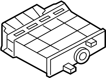 Volkswagen Beetle Automatic Transmission Control Module